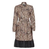 textil Mujer Vestidos cortos Liu Jo WA1218-T9147-T9680 Leopardo