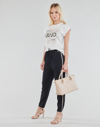 textil Mujer Pantalones fluidos Liu Jo WA1111-T7982-93923 Marino