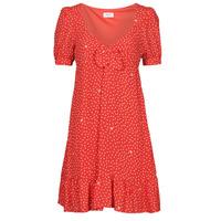 textil Mujer Vestidos cortos Liu Jo WA1339-T4768-T9684 Rojo