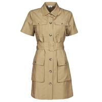 textil Mujer Vestidos cortos Liu Jo WA1301-T4818-X0365 Beige
