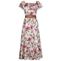 textil Mujer Vestidos largos Liu Jo WA1496-T5976-T9706 Florido