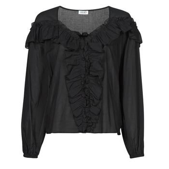 textil Mujer Tops / Blusas Liu Jo WA1084-T5976-22222 Negro