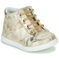 Zapatos Niña Zapatillas altas GBB FAMIA Beige