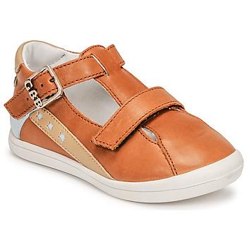 Zapatos Niño Sandalias GBB BERNOU Marrón