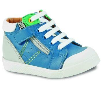 Zapatos Niño Zapatillas altas GBB ANATOLE Azul