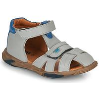 Zapatos Niño Sandalias GBB NUVIO Gris