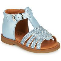 Zapatos Niña Sandalias GBB ATECA Azul