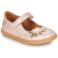 Zapatos Niña Bailarinas-manoletinas GBB FANETTA Rosa