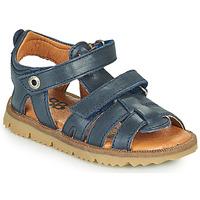 Zapatos Niño Sandalias GBB JULIO Azul