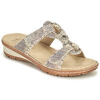 Zapatos Mujer Sandalias Ara HAWAII Beige
