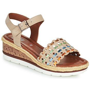 Zapatos Mujer Sandalias Ara CADIZ-S Beige