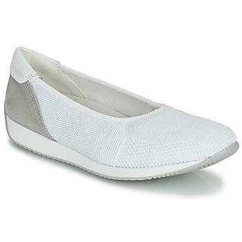 Zapatos Mujer Zapatillas bajas Ara PORTO-FUSION4 Blanco