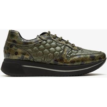 Zapatos Mujer Deportivas Moda Marila Shoes MANHATTAN Kaki