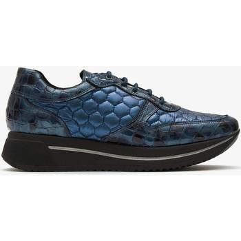 Zapatos Mujer Deportivas Moda Marila Shoes MANHATTAN Azul