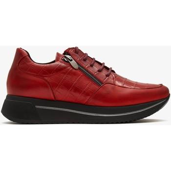 Zapatos Mujer Deportivas Moda Marila Shoes FLORIDA Rojo