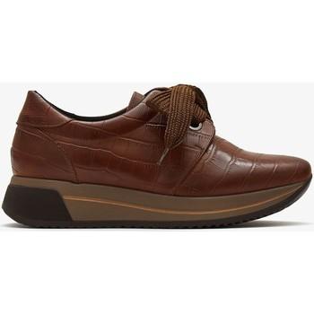 Zapatos Mujer Deportivas Moda Marila Shoes SIBERIA Marron
