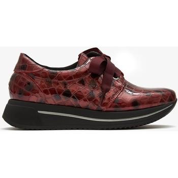 Zapatos Mujer Deportivas Moda Marila Shoes ALASKA Rojo