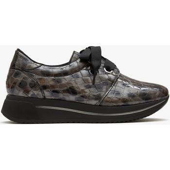 Zapatos Mujer Deportivas Moda Marila Shoes ALASKA Negro