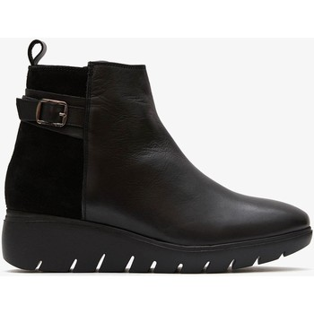Zapatos Mujer Deportivas Moda Marila Shoes BECA Negro