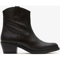 Zapatos Mujer Botas urbanas Marila Shoes CHLOE Negro