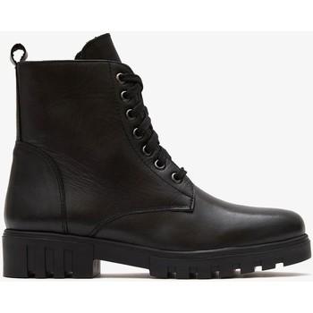 Zapatos Mujer Botas de caña baja Marila Shoes AINA Negro