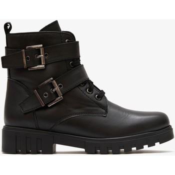 Zapatos Mujer Botas de caña baja Marila Shoes GRETA Negro