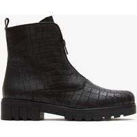 Zapatos Mujer Botas de caña baja Marila Shoes IVETTE Negro