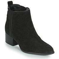 Zapatos Mujer Botas de caña baja Pepe jeans WATERLOO ICON Negro