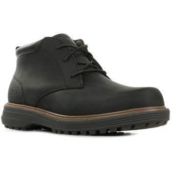 Zapatos Hombre Derbie & Richelieu Skechers Wenson Osteno Marrón