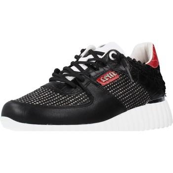 Zapatos Mujer Zapatillas bajas Cetti V20 C0C0 Negro