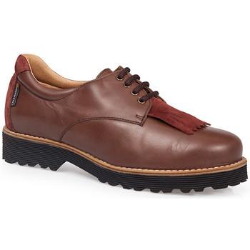 Zapatos Mujer Derbie Calzamedi S  0714 MARRON