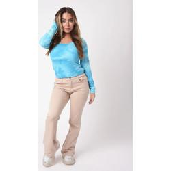 textil Mujer Camisetas manga larga Project X Paris  Azul