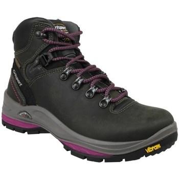 Zapatos Mujer Senderismo Grisport 13503D30G Negros, Grises