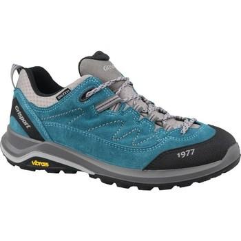 Zapatos Hombre Senderismo Grisport 14303A8T Azul turquesa
