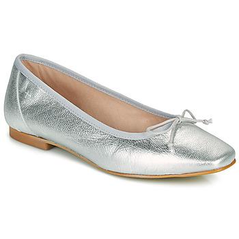 Zapatos Mujer Bailarinas-manoletinas Betty London ONDINE Plata