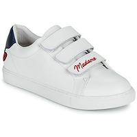 Zapatos Mujer Zapatillas bajas Bons baisers de Paname EDITH MADAME MONSIEUR Blanco