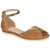 Zapatos Mujer Sandalias Betty London INALI Camel