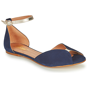 Zapatos Mujer Sandalias Betty London INALI Marino