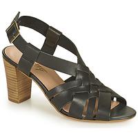 Zapatos Mujer Sandalias Betty London OCHAT Negro