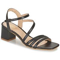 Zapatos Mujer Sandalias Betty London OCHANTE Negro