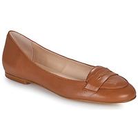 Zapatos Mujer Bailarinas-manoletinas Betty London OVINOU Camel