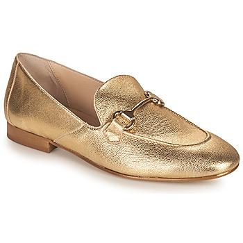 Zapatos Mujer Mocasín Betty London OWINA Oro