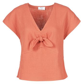 textil Mujer Tops / Blusas Betty London ODIME Terracota