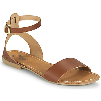 Zapatos Mujer Sandalias Betty London GIMY Camel