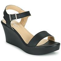 Zapatos Mujer Sandalias Betty London CHARLOTA Negro