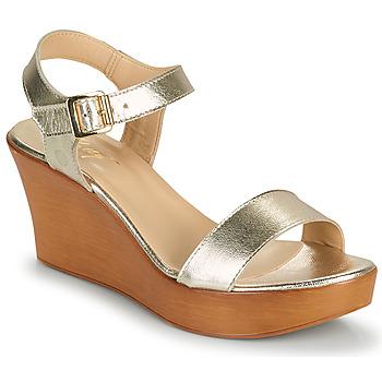 Zapatos Mujer Sandalias Betty London CHARLOTA Oro