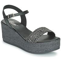 Zapatos Mujer Sandalias Betty London OFINI Negro