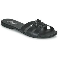 Zapatos Mujer Zuecos (Mules) Betty London OISO Negro