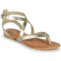 Zapatos Mujer Sandalias Betty London OPALACE Oro