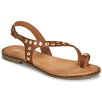 Zapatos Mujer Sandalias Betty London OPATIO Camel
